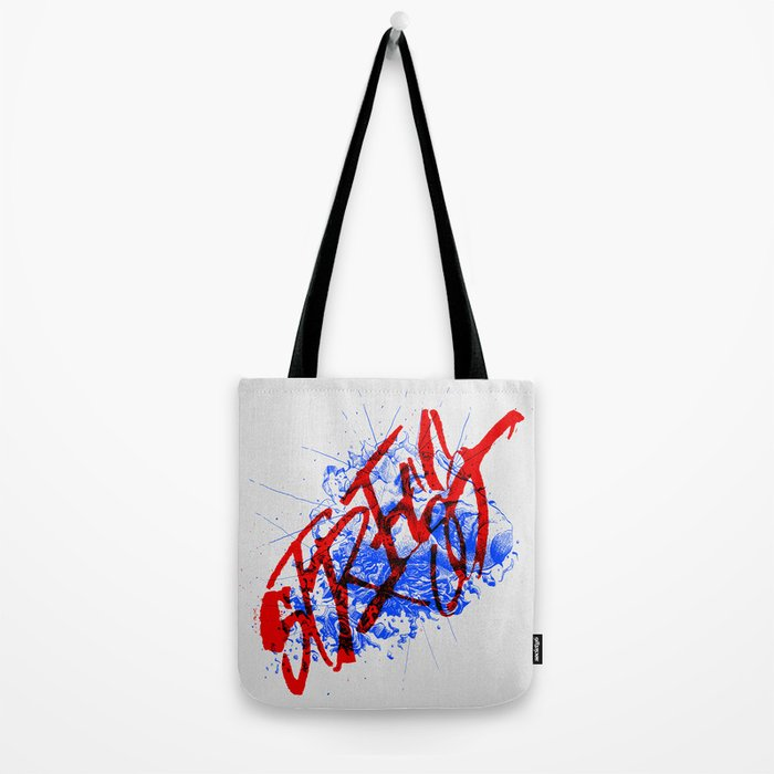 Postmodern State of Life Tote Bag