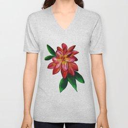Wall Flowers Unisex V-Neck