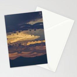 paisaje intervenido2 Stationery Cards