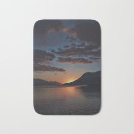 Sunset Moments Bath Mat