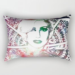 Take Me To Your Planet Rectangular Pillow