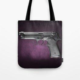 Beretta 92 Tote Bag