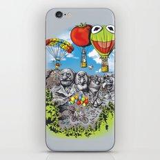 Epic Adventure iPhone & iPod Skin