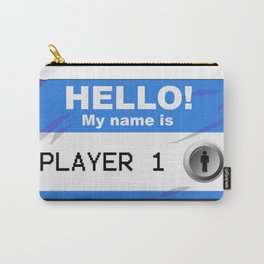 Hello player Carry-All Pouch