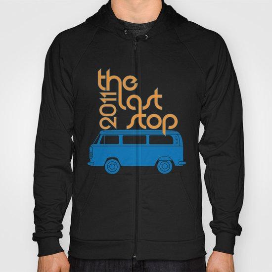 The Last Stop 2011 Hoody