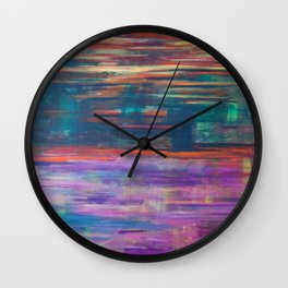 The Colorman. Wall Clock