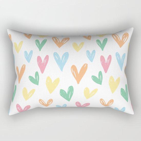 Party hearts ! Rectangular Pillow