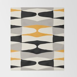 Zaha Bee Throw Blanket