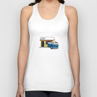surf Tank Tops featuring Surf by Blake Smisko