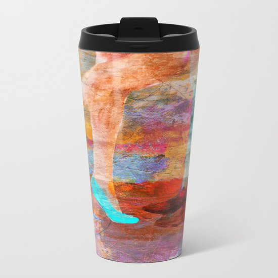 Farewell Metal Travel Mug