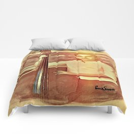 Pamela Storch on Double Bass Comforters