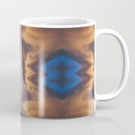 Lenticular Cloud Symmetry Coffee Mug