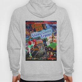 Video Game Trader #27 Cover Design Hoody