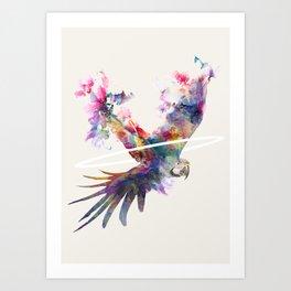 Fly Away II Art Print