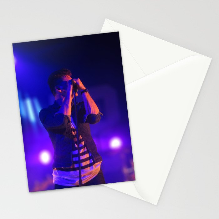 Anberlin - Stephen Christian Stationery Cards