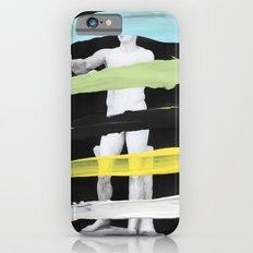 Untitled (Finger Paint 8) iPhone 6 Slim Case
