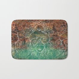 Sea Nymph Bath Mat