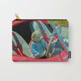 BEARY NICE CAR Carry-All Pouch