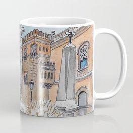 Spanish Palace Coffee Mug