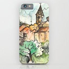 Navarrete, Camino de Santiago iPhone Case