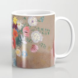 Odilon Redon - Bouquet of Flowers (1900-05) Coffee Mug