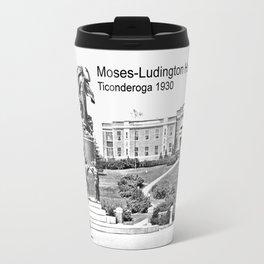 Moses-Ludington Hospital 1930 Travel Mug