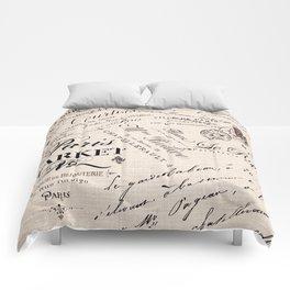 Paris Market 2 Comforters
