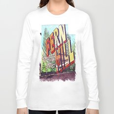Greetings from Fern Hill Long Sleeve T-shirt
