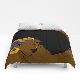 Fro African Comforters