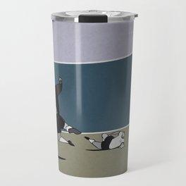 Geoffrey Hurst Travel Mug