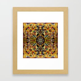 I Like This Now Framed Art Print