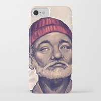 zissou iPhone & iPod Cases featuring Zissou by Dale C Bowers