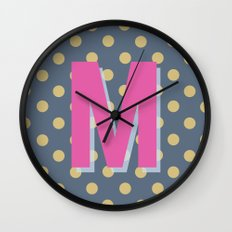 M is for Magical Wall Clock