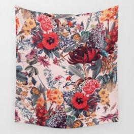 Magical Garden VIII Wall Tapestry