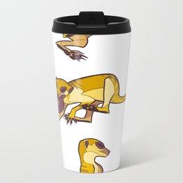 Meerkat Metal Travel Mug
