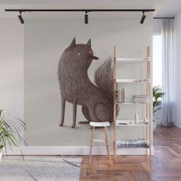Wolfie Wall Mural
