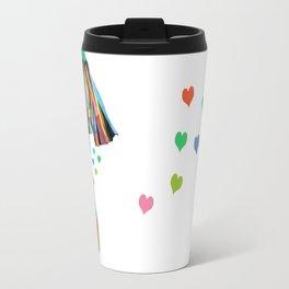 LOVE IS A DANCE Travel Mug