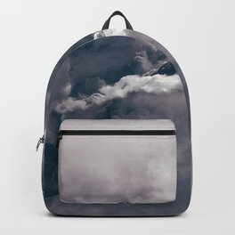 Heavy Thunder Clouds - Spectacular Aerial Photography Backpack