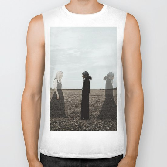 You can not escape from getting older.. Biker Tank