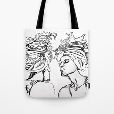 Aesthetic Reflection Tote Bag