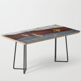 Moonlit Desert Coffee Table
