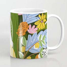 The Jungle Lady Coffee Mug