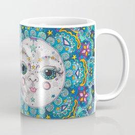 Moon Beams Coffee Mug