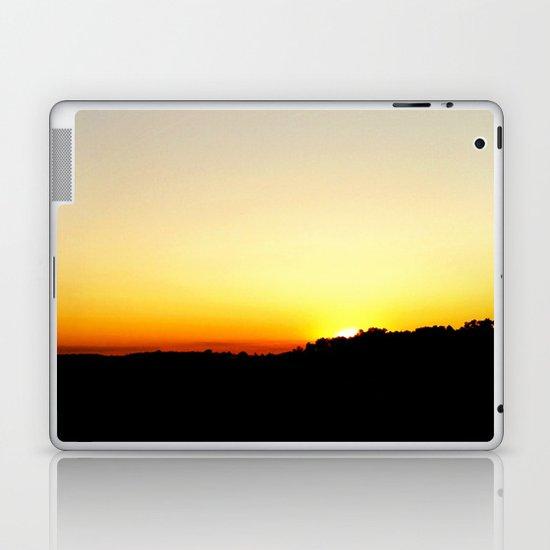 Warm Sunset Laptop & iPad Skin