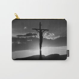 Christ of the Cross. Carry-All Pouch