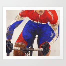 BOOM Art Print