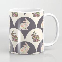 Rabbits and Scales Coffee Mug
