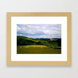 La Campagne  Framed Art Print