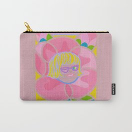 Blooming Girls - Plum Flower(Ume) Carry-All Pouch