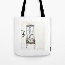 4e Arrondissement, Paris Tote Bag